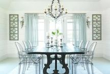 Dining room / by Houseplans LLC