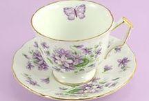 Teacups / by Katherine Blair