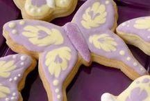 Sablés de folie / biscuits décorés funs, originaux, sophistiqués... mais toujours minutieux