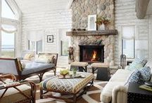 Fireplace & Mantels / by Houseplans LLC