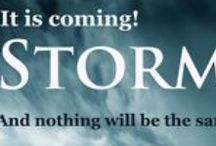 STORM Anthology / A mixed genre anthology of short stories penned by the Pretoria Writers Group