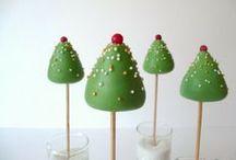 Noël / Faire la fête autour des fêtes de fin d'année : douceurs sucrées & décorations
