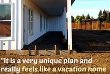 Homebuilding Quotes / by Houseplans LLC