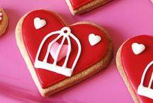 Saint-Valentin / des cœurs, des cœurs, des cœurs et encore un peu de de cœurs