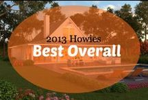 2013 Howies : Best OVERALL  / VOTE by pinning or liking your favorite plan in this category or you can nominate your own favorite plan by emailing us at awards@houseplans.com!