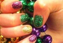 Mardi Gras / Inspiration from Mardi Gras  / by Barielle