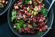 salads and dressings / healthy eating