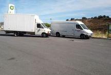 Portes y Mudanza Costel tel 610592412 / Portes y Mudanza en y desde Malaga a toda España con vehiculos ligero .www.portescostel.com