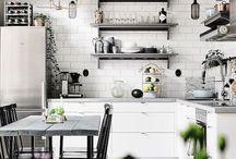 Interior- Kitchen inspiration