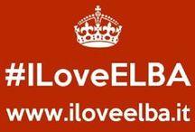 """#ILoveElba / Scelta di articoli e immagini pubblicate sul blog del network InfoElba """"I Love Elba"""" www.iloveelba.it"""