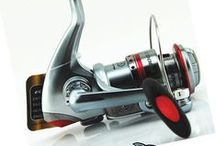 Spinning Reels / Collection of spinning reels, Fishing reels,#fishingtackle