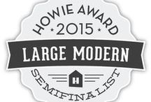 2015 Howies: Best Large Modern House