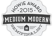 2015 Howies: Best Medium Modern House
