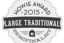 2015 Howies: Best Large Traditional House