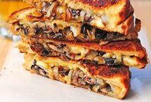 Burgers, sandwiches, wraps +