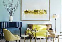 interiors / by Maggie Mireles Gtrz