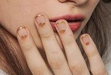 nails  / by Maggie Mireles Gtrz