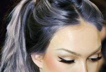 hair / by Maggie Mireles Gtrz