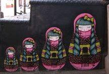 street art / by Maggie Mireles Gtrz