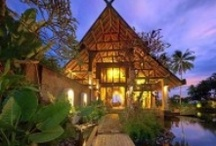 Exotic homes