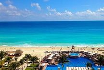 CasaMagna Marriott Cancun Resort / CasaMagna Marriott Cancun Resort sits on a sprawling white beach, where white sand and turquoise water create the ideal paradise in Mexico. See more on our website:  http://ow.ly/sCERj