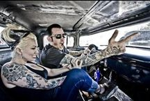 Rockabilly Life / Too late, it's already here. / by Leonard Daniels