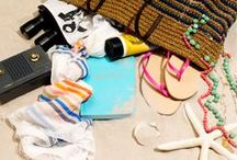 What's In Your Beach Bag? / What are your beach bag essentials when you're enjoying the sun and sand and one of our Marriott Resorts?