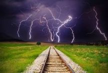 Lightning Bolts / Splickety is synonymous with its lightning bolt logo. In honor of that logo, here are some amazing photos of real lightning from around the web.