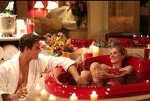 Valentines Bathroom Decor