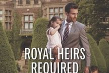HD - Royal Heirs Required / The first book of my Sherdana Royals series coming in March 2015