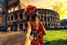 Roma♥ / One of my favorite cities..♥♥♥ℬυ◎ᾔ  Ḡї◎ґη◎❣