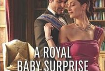 HD - A Royal Baby Surprise / My second book in the Sherdana Royal series