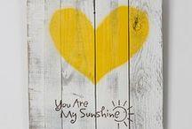 So Yellow........