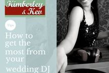 How to Get the Most From Your Wedding DJ / By taking your time and really researching, you can get the most out of your wedding DJ service. Here are a few tips to get you started.