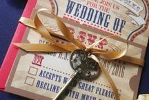Vintage Carnival Wedding Theme / Are you looking for a Quirky, Vintage Carnival style wedding? This collection of images may help inspire you and give you some ideas for your special day.