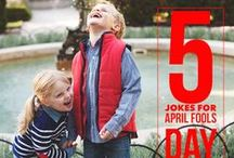 April Fools Day / Fun - and safe! - pranks to play on your family members.