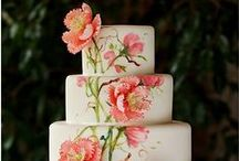Cakes and sweet things! All for your special day!