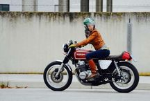 Motors & girls ❤️ / For the ones who love the combination of motors and girls! :) Still dreaming until I got mine!