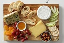Vin, fromage & charcuterie - Wine, cheese and deli meat