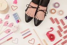 Lazzari Fall Winter 2015/16 Shoes collection / This fall/winter shoes collection arrive on tiptoe through pencils, pens, notebooks and rubbers. Find out our new styles on lazzarionline.com