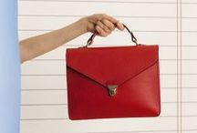 Lazzari Fall Winter 2015/16 Bags collection / This fall/winter bags collection spring literally out from school notebooks. Find out our new styles on lazzarionline.com