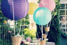 Party :) / All kind of ideas for a nice party. Think about themes, food, drinks and inspiration.