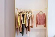 Closets Cupboards & Cubby-holes / Storage can be beautiful as well as functional