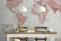 Maps / We love maps.... they make a fantastic feature