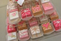 Baby cakes / Individual decorated sweets
