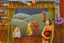 Puppet Theatres / by Sunny Birklund