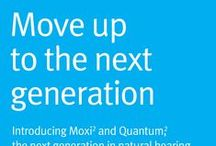 Move Up / Move up to the next generation of hearing aids: Moxi2 and Quantum2