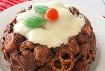 Christmas Food and Recipes / Christmas Food and Fun