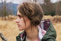 Прически [Hair]