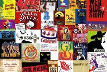 Broadway Baby / Theatre, theatre and more theatre.